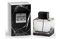 Мужская туалетная вода Antonio Banderas Splash Seduction in Black. антонио бандерос духи женские.