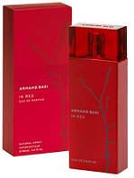 Парфюмерная вода для женщин Armand Basi In Red Eau de Parfum . армани бази женские духи .