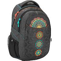 Рюкзак школьный Kite K17-808L-1 Бесплатная доставка+подарок