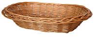Подставка под хлеб плетеная из цельной лозы 27x18x6cm