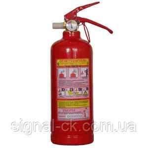 Огнетушитель порошковый автомобильный ОП-1 (ВП-1), фото 1