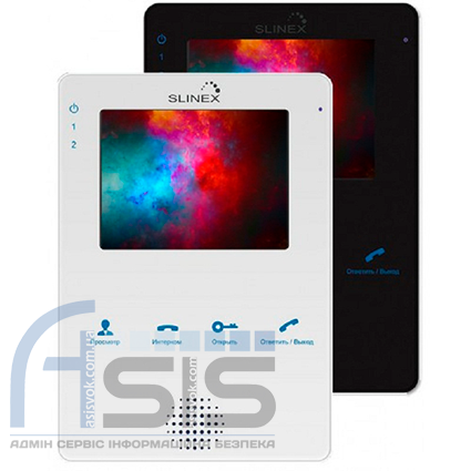 Видеодомофон  Slinex-MS-04, фото 2