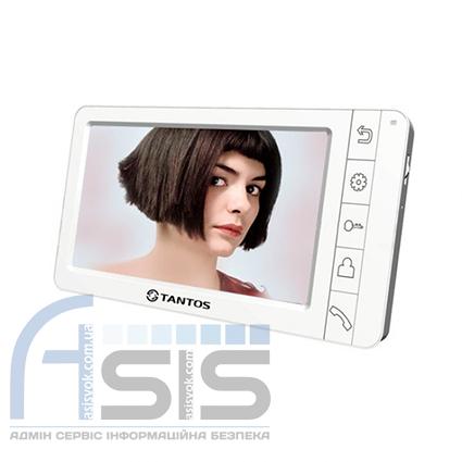 Видеодомофон Tantos Amelie (White), фото 2