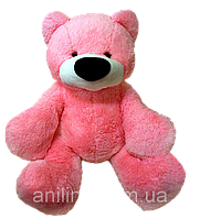 Плюшевый медведь 55 см Розовый