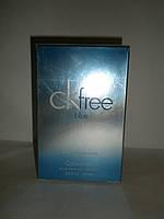 Мужская парфюмерия Calvin Klein CK Free Blue. новые духи кельвин кляйн.