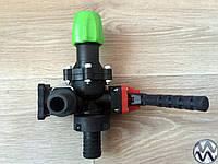 "Кран регулятора давления 32мм тип ""Arag"""