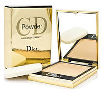 Компактная пудра Christian Dior Powder Pore Genius Compact . Пудра компактная