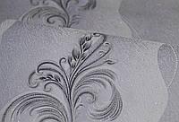Обои на стену, волна, рисунок, сереневый,  акриловые на бумаге, Престиж 6402-07, 0,53*10м