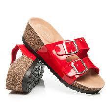 Женская обувь из эко- кожи