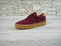 Vans Era 59 Bordo Gum