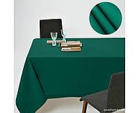 Скатерть Dralon с тефлоновым водоотталкивающим покрытием, цвет Ярко-Зелёный