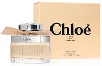 Парфюмированная вода для женщин Chloe Eau De Parfum ,духи хлое бежевые