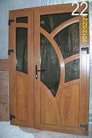 Установка и изготовление дверей