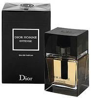 Мужская туалетная вода Christian Dior Dior Homme Intense , духи диор хом мужские