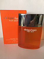 Мужская парфюмерия Clinique Happy For Men , клиник хеппи мен, хэппи клиник духи