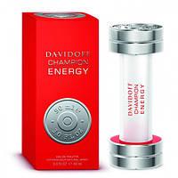 Мужская парфюмерия Davidoff Champion Energy,  давидофф духи мужские