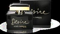 Женская парфюмированная вода Dolce & Gabbana The One Desire , дольче габбана духи женские