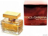 Женские духи Dolce & Gabbana The One Sexy Chocolate , дух дольче габбана