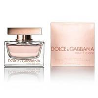 Женский парфюм Dolce & Gabbana Rose The One, дольче габбана духи женские