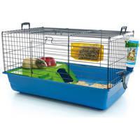 Savic Nero 2 De Luxe клетка для кроликов 80*50*44 см