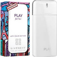Женская туалетная вода Givenchy Play Arty Color Edition
