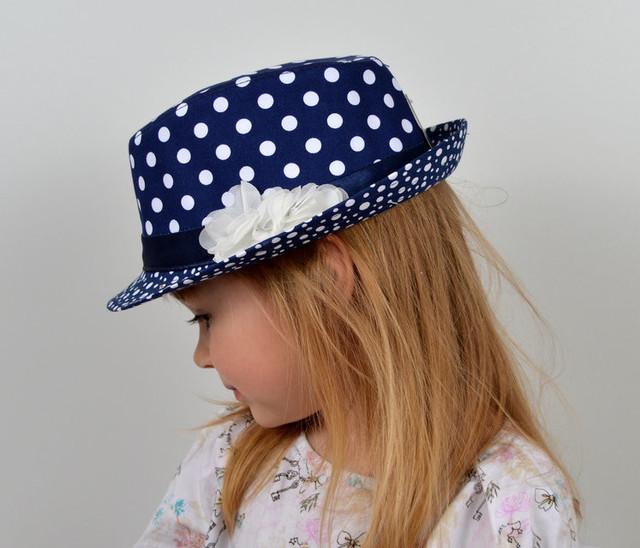 Формованные детские шляпы