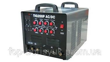 Аргонодуговой сварочный аппарат W-Master TIG-200P AC/DС
