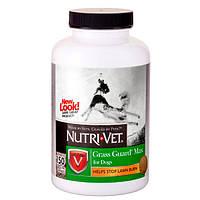 Витаминная добавка Nutri-Vet Grass Guard для собак, нормализация PH мочи, 150 таб