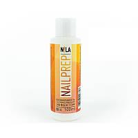 Обезжириватель Nila Nail Prep (с антибактериальным эффектом) 100 мл