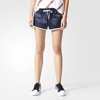 Женские стильные шорты adidas Originals Adidas 3-Stripes Slim BJ8372 - 2017