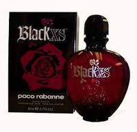 Женская туалетная вода Paco Rabanne Black XS For Her , духи пако рабана xs