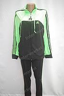 Модный костюм три полосы батал