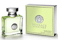 Туалетные духи для женщин Versace Versense, версаче духи женские зеленые