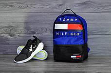 Городской рюкзак Tommy 7 цветов в наличии (Реплика AAA+), фото 3