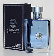 Мужской одеколон Versace Pour Homme , голубые версачи духи