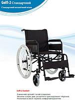 Коляска інвалідна, педіатрична, стандартна, без двигуна Golfi-2C