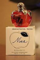 Nina Ricci Nina Apple  тестер. нина ричи духи новые.  аромат духов нина ричи.