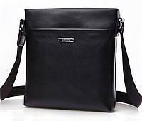 Стильная мужская сумка ADDEN. Черная