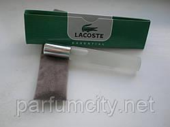 Мини парфюм Lacoste Essential (Лакост Эссеншиал) 15 мл.