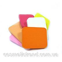 Набір професійних спонжей для нанесення і зняття макіяжу Lily S1405 (6 шт/комплект), фото 2