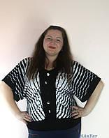 Блузка женская батальная WERSSO