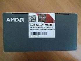 Процессор AMD Ryzen 7 1800X (YD180XBCAEWOF), фото 3