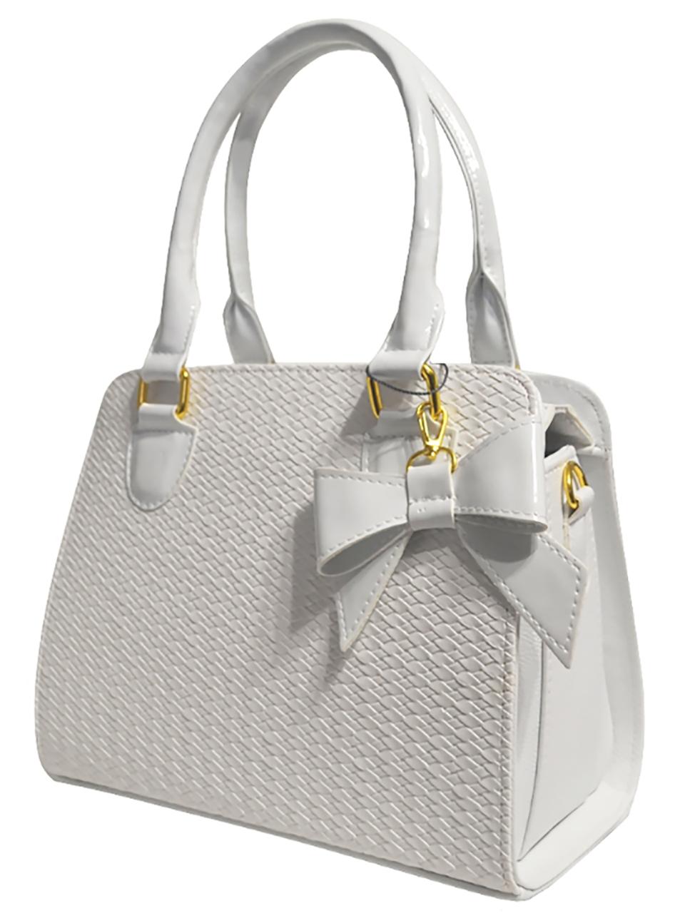b487706f4a4e Сумочка белая плетенка повседневная классическая женская - Интернет-магазин женских  сумок в Черновцах