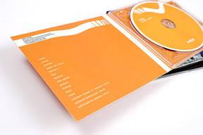 Картонная упаковка Digipack (Диджипак, Дигипак)