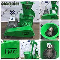 Гранулятор GRAND-200 Green Eco(комбикорма пеллеты 500 кг/час)