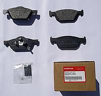 Оригинальные передние тормозные колодки Honda ACCORD VIII