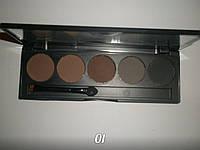 Тени для век и бровей Relouis eye&brow shadow