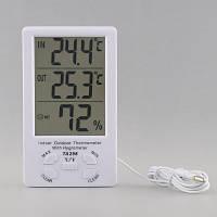 Термометр цифровой внутренний/наружный TA 298