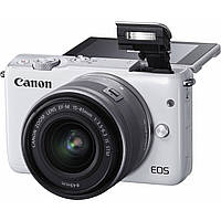Canon EOS M10 kit (15-45mm) IS STM White