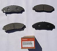 Колодки тормозные передние ACURA MDX, HONDA PILOT